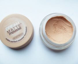 maybelline matte mousse foundation in Ghana