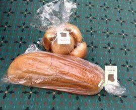 Soya bread in Ghana