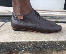 Giddins Leather Shoe