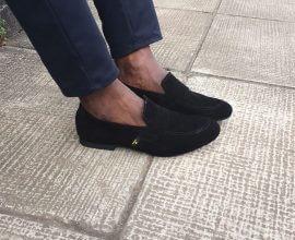 Giddins Suede Shoe