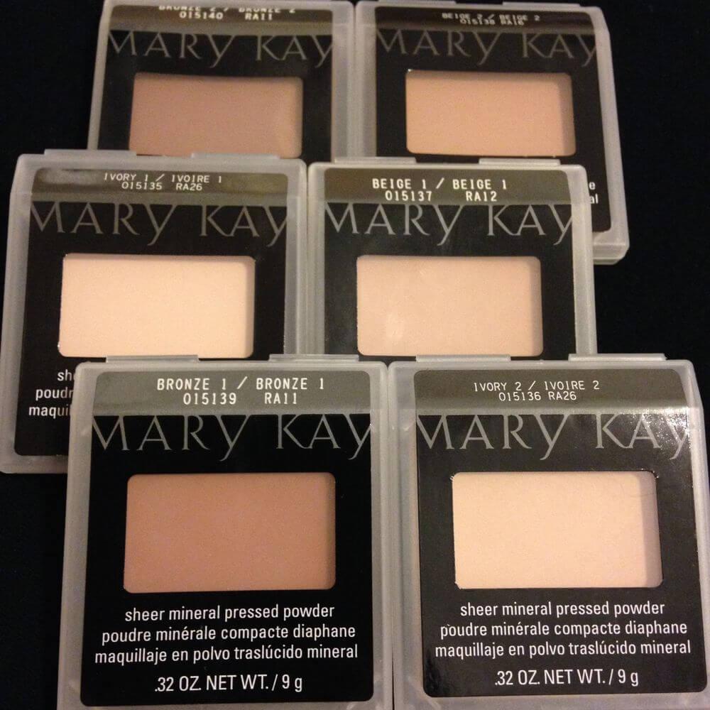 Mary Kay Pressed Powder Cosmetics Reapp Ghana