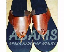 Leather Slippers Ghana