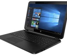 HP 250 G4 laptop in Ghana