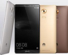 Huawei Mate 9 in Ghana