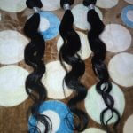 "Peruvian Body Wave Hair (22"")"