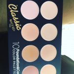 Classic Make Up U.S.A Foundation and Concealer Pallet