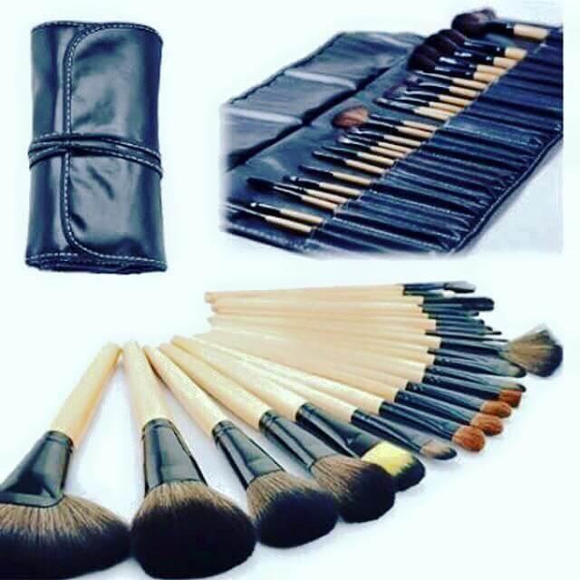 32 Makeup Brushes And Their Uses | Saubhaya Makeup