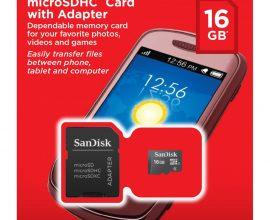 16GB SanDisk Memory Card Ghana