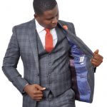 Benetti Plaid Suit (2)