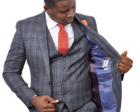 Designer Mens' Suits in Ghana