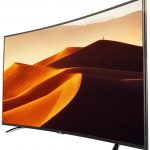 "55"" TCL Curved 4K UHD TV"