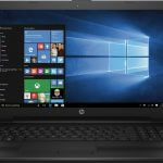 HP Notebook 15-AMD A6 QUAD CORE 4GB RAM 1TB HDD