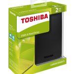 2TB Toshiba External Hard Drive