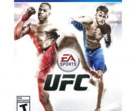 UFC Playstation 4 in Ghana