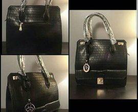 Black Leather Bag Ghana