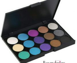 15 Colors Matte Shimmer Eyeshadow Palette