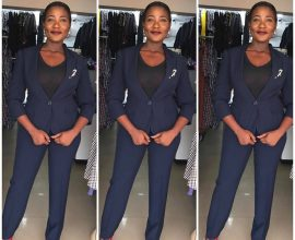 ladies trouser suit in Ghana