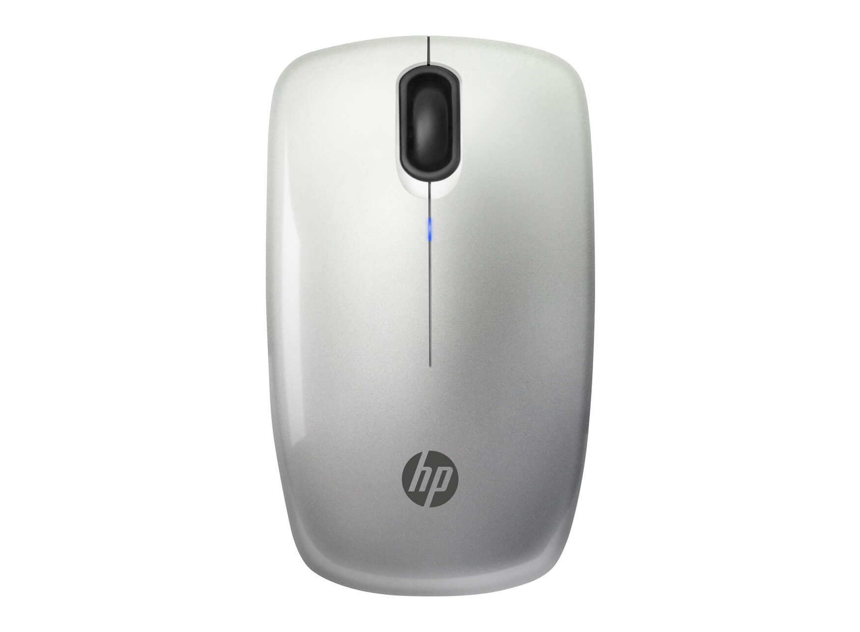 how to connect a hp mouse to a computer