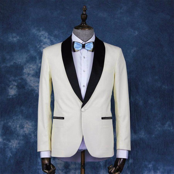Wedding Suits for Sale in Ghana | Classic Black and White Suit ...