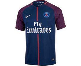 Paris Saint Germain home jersey in Ghana