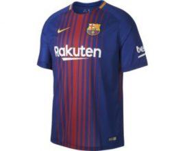 barcelona home jersey in Ghana