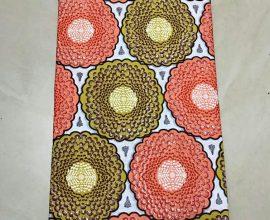 Wax Print Fabrics in Ghana