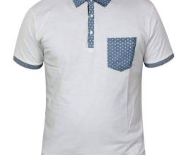 Polo T-shirt in Ghana