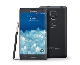 Samsung Galaxy Note Edge in Ghana