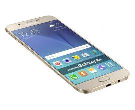 Samsung Galaxy A8 in Ghana