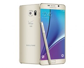 Samsung Galaxy Note 5 in Ghana