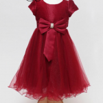 Arielle Bow Dress