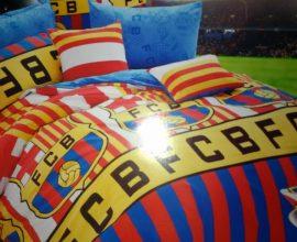 Barcelona Bed Sheet