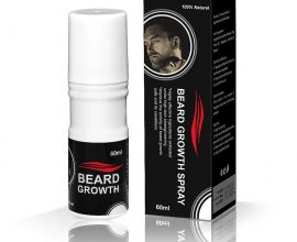 beard spray