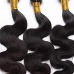 Mongolian Straight and Bodywave Hair (8 inches)