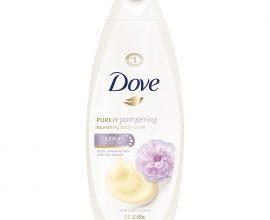 Dove body wash in Ghana