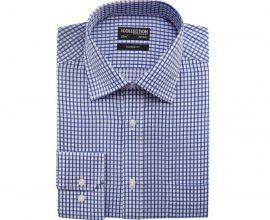 mens blue shirt