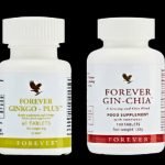 Forever Ginkgo Plus and Forever Gin-Chia Pills