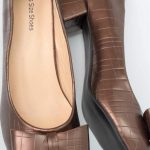 Brown Pumps (2 inches)