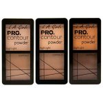LA Girl Pro Contour and Highlight