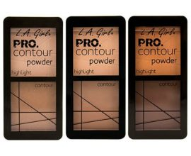 la girl pro contour and highlighter