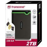 Transcend External Hard Drive (2TB)