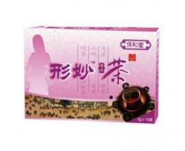 longrich slimming tea