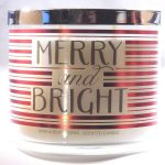 Bath and Body Works Candle (Merry and Bright)