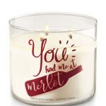 Bath and Body Works Candle (You had me at merlot)
