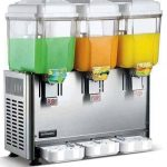 Juice Dispenser with Cooling System