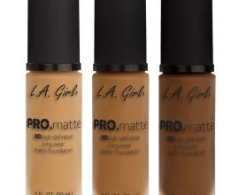 matte foundation for oily skin