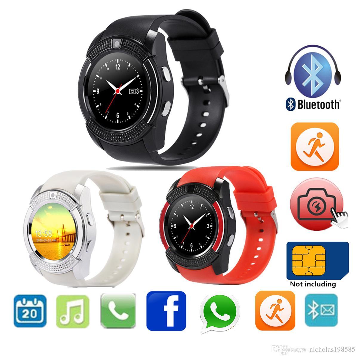 V8 Smart Watch | Smart Watches in Ghana | Reapp Ghana