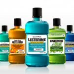 Listerine Mouthwash (250ml,500ml and 1L)