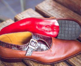 monk strap shoe