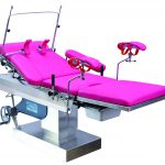Delivery/ Operating Bed ( Full Option Manual  )